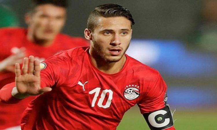 ثلاثى مصرى ينافس على جائزة هداف كأس أمم أفريقيا تحت 23 سنة