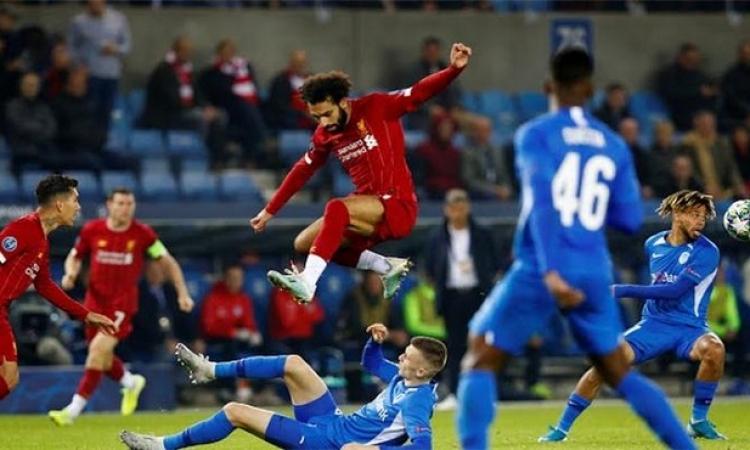 جينك يسعى لتحقيق فوز تاريخى على ليفربول فى دورى أبطال أوروبا