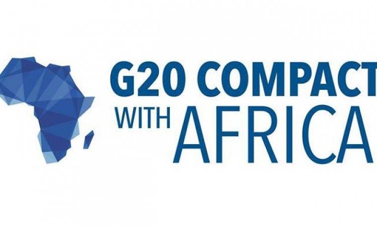 مبادرة مجموعة العشرين وإفريقيا تنطلق اليوم فى برلين بمشاركة السيسى