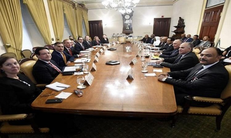 واشنطن تستضيف اليوم الجولة الأخيرة من مفاوضات سد النهضة