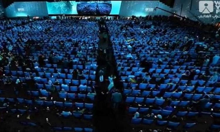 12 جلسة مهمة ضمن فعالياته اليوم الثالث لمنتدى شباب العالم