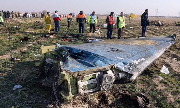 إيران تعتقل أفراداً لهم علاقة بإسقاط الطائرة الأوكرانية