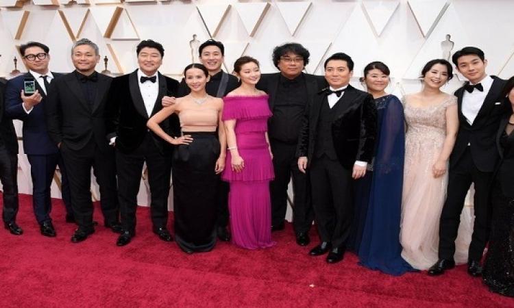 الفيلم الكورى Parasite يحقق المفاجأة ويحصد كبرى جوائز الأوسكار