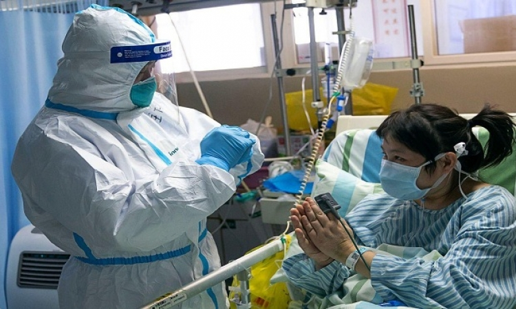 ارتفاع ضحايا كورونا إلى 16558 .. وحالات وفاة وإصابة جديدة فى الصين