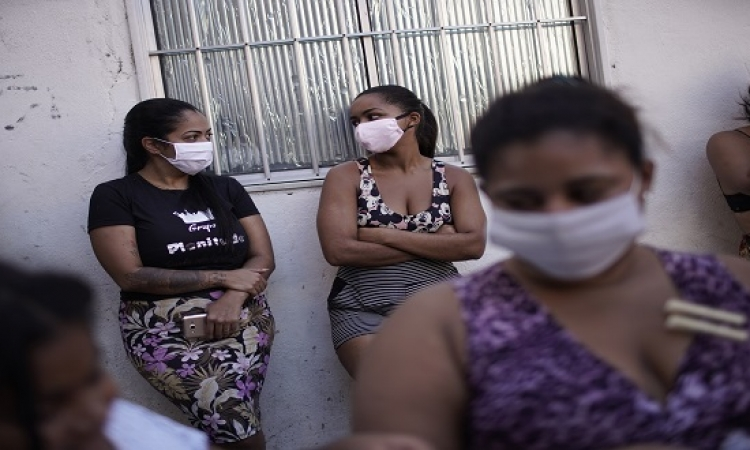 البرازيل تقفز الى المرتبة الثانية من حيث اصابات كورونا بعد الولايات المتحدة
