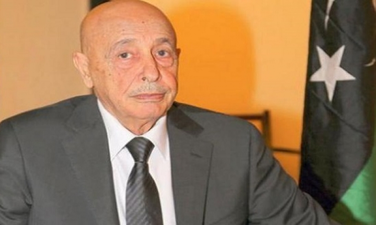 عقيلة صالح : نثق أن مصر لن تخذلنا .. وتدخلها شرعى