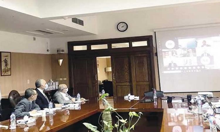 وزارة الرى : إعداد مسودة أولية تتضمن نقاط الخلاف والتوافق بشأن سد النهضة