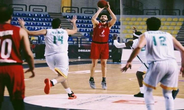 الاتحاد السكندرى يحسم اللقاء الثالث أمام الأهلى بنهائي سوبر السلة