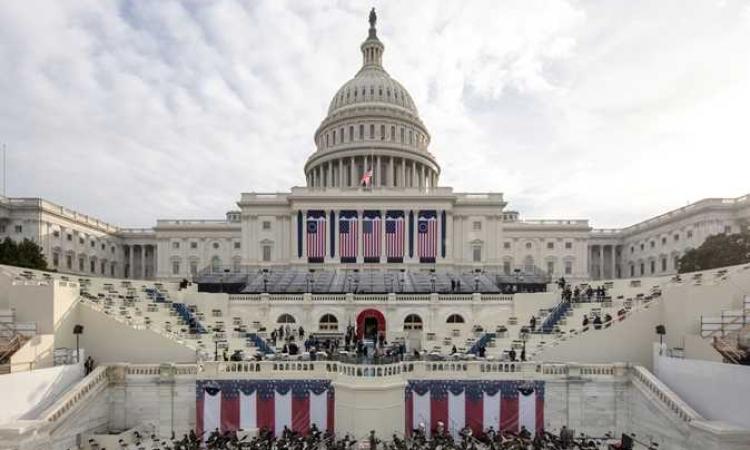 العالم يترقب اليوم تنصيب بايدن رئيساً لامريكاً في حفل استثنائى بدون تجمعات