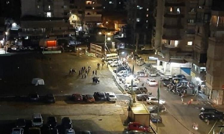 قتلى وجرحى في اشتباكات ليلية بالقذائف بضاحية بيروت الجنوبية