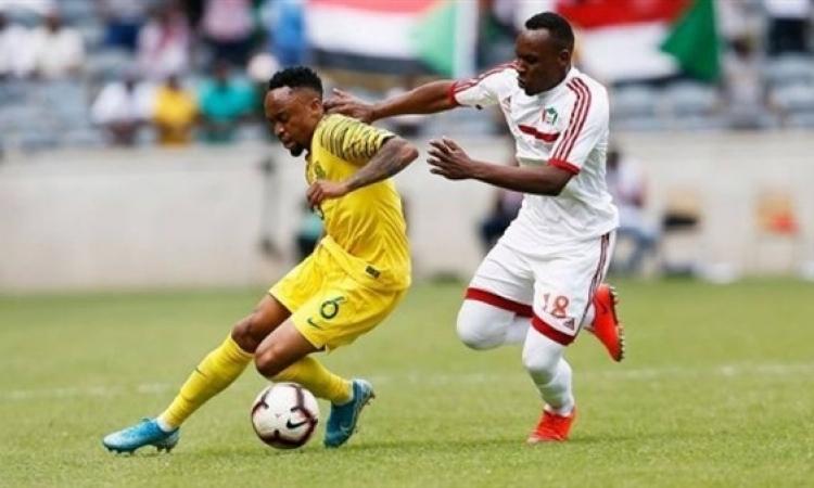 السودان تستضيف جنوب إفريقيا في صراع ناري للتأهل لكأس الأمم الأفريقية