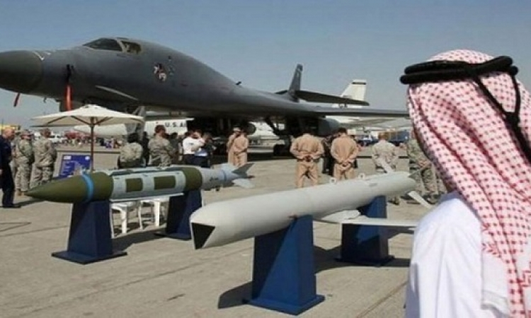 تقرير دولي : الشرق الأوسط فى صدارة الأكثر استيراداً للسلاح خلال 5 أعوام