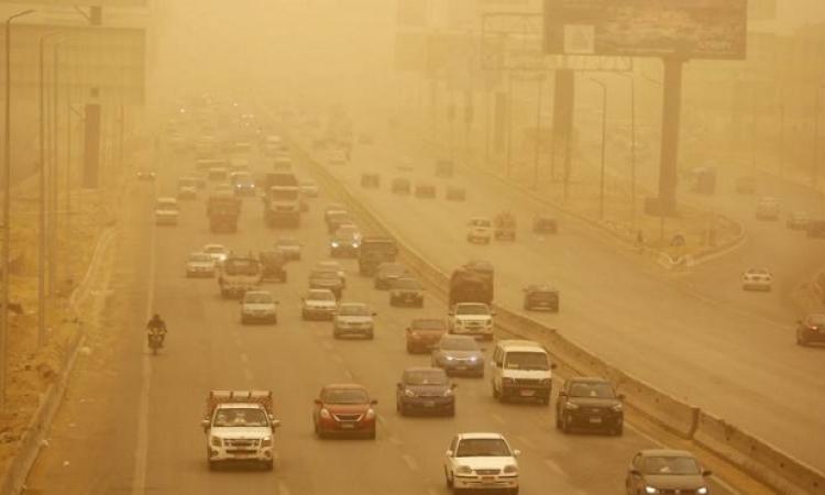 الأرصاد : ارتفاع حاد فى درجة الحرارة ورياح مثيرة للأتربة .. والعظمى بالقاهرة 33