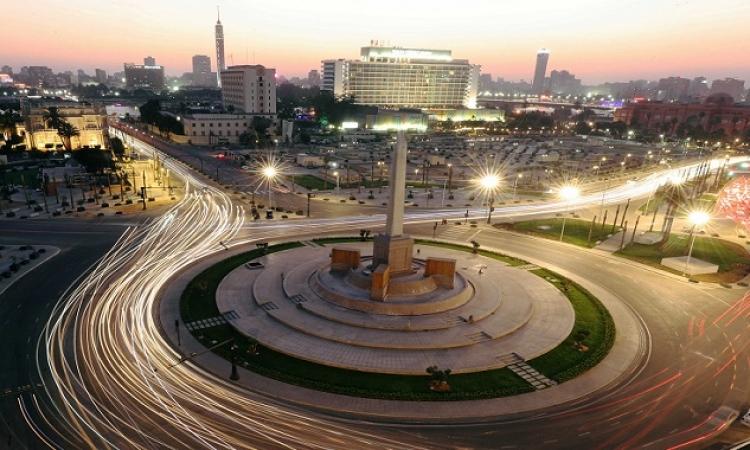إغلاق محاور مرورية مرتبطة بميدان التحرير تزامناً مع موكب المومياوات