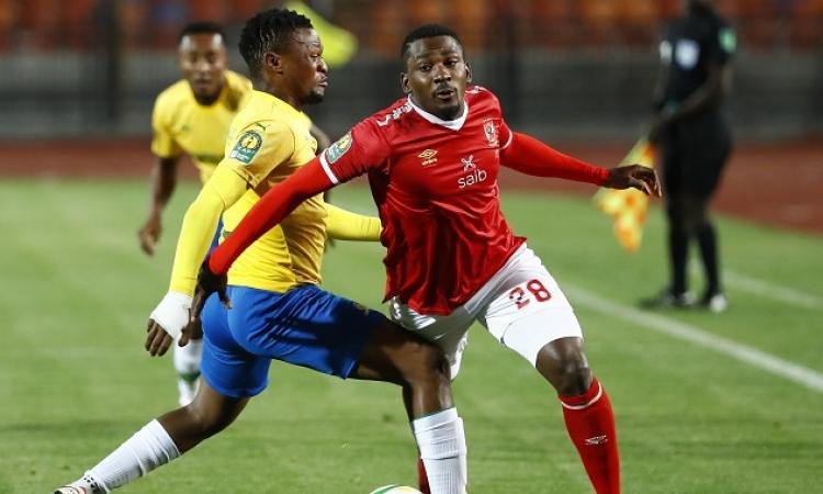 الأهلي يتحدى صن داونز في بريتوريا بحثاً عن الصعود لنصف النهائي الافريقي