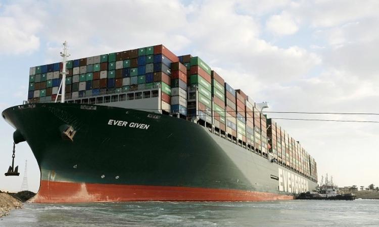 هيئة قناة السويس تعقد اليوم مؤتمراً صحفياً للجنة التفاوض مع السفينة إيفرجيفن