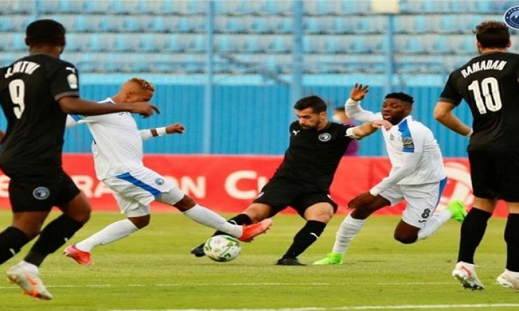 بيراميدز يواجه إنيمبا في نيجيريا لحصد بطاقة التأهل لنصف نهائي الكونفدرالية