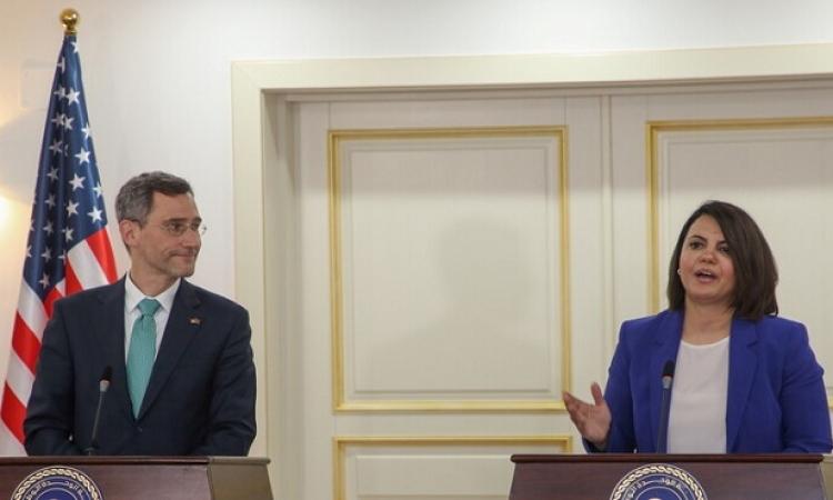 مسؤول أمريكي رفيع يصل ليبيا لتأكيد دعم واشنطن للسلطات الانتقالية