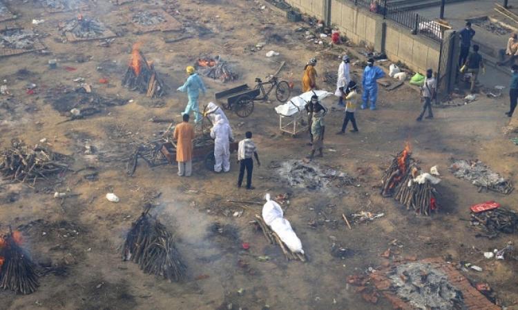 رغم الاغلاق والعزل العام .. الهند تسجل رقم مفجعاً لإصابات كورونا في 96 ساعة