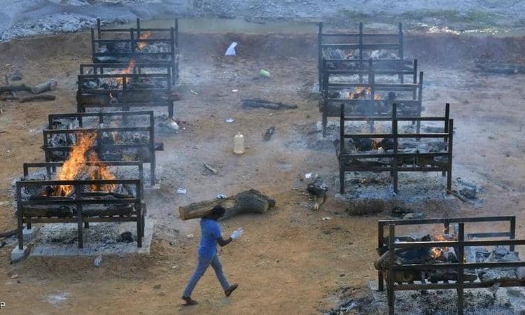 اصابات كورونا فى الهند تلامس الـ 400 ألف .. وخبراء يؤكدون أن الاعداد الحقيقية 10 أضعاف