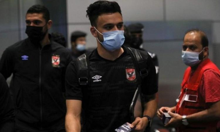 بعثة الأهلى تصل مطار الدوحة استعداداً لمواجهة نهضة بركان فى السوبر الإفريقي