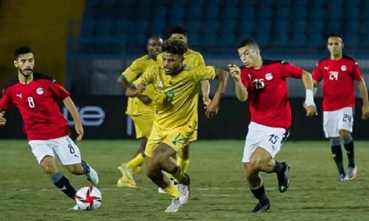 للمرة الثانية .. المنتخب الأوليمبى يواجه الليلة جنوب إفريقيا وديًا بالسويس للمرة الثانية