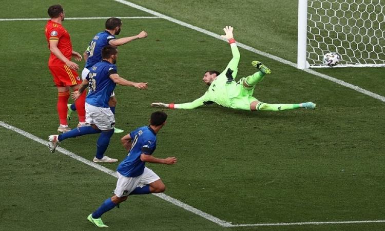 إيطاليا تواجه النمسا في مهمة سهلة بدور الـ16 ليورو 2020