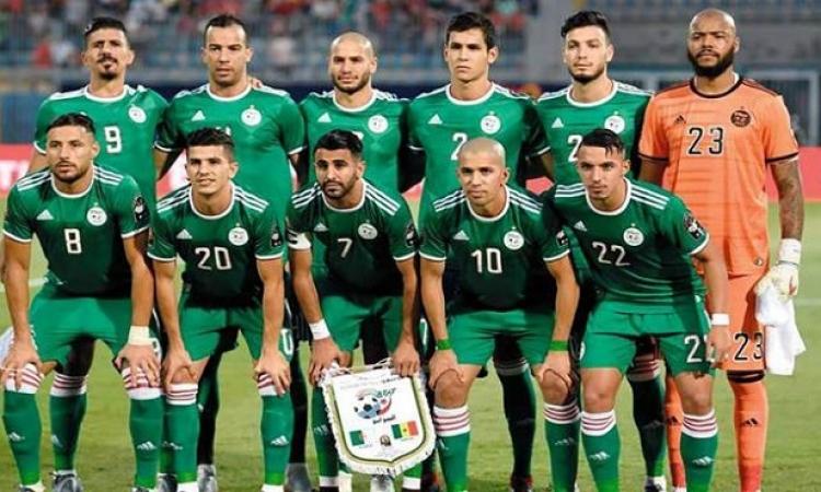 منتخب الجزائر يستضيف مالي فى مواجهة ودية مثيرة الليلة