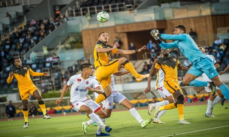 الوداد يسعى لتحقيق ريمونتادا أمام كايزر تشيفز في دوري أبطال أفريقيا