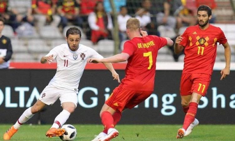 بلجيكا في مواجهة نارية أمام البرتغال الليلة بثمن نهائي يورو 2020