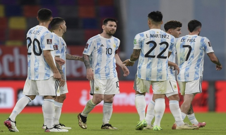 الأرجنتين في اختبار سهل أمام بوليفيا وأوروجواي ضد باراجواي فى كوبا أمريكا