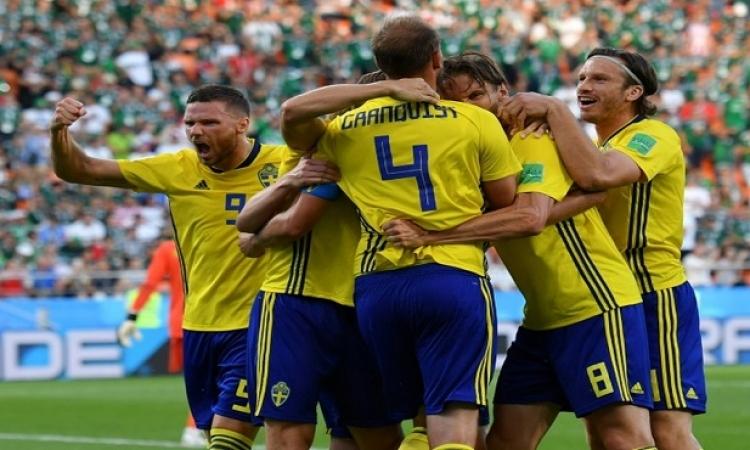 السويد تتحدى أوكرانيا الليلة فى ختام دور الستة عشر ليورو 2020