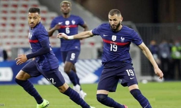 فرنسا تواجه سويسرا اليوم لحسم بطاقة ربع نهائي يورو 2020