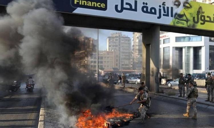 الاتحاد الأوروبي يستعد لفرض عقوبات على زعماء لبنان بحلول نهاية يوليو