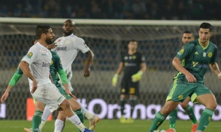 الرجاء المغربى يواجه شبيبة القبائل الجزائرى فى نهائى كأس الكونفدرالية