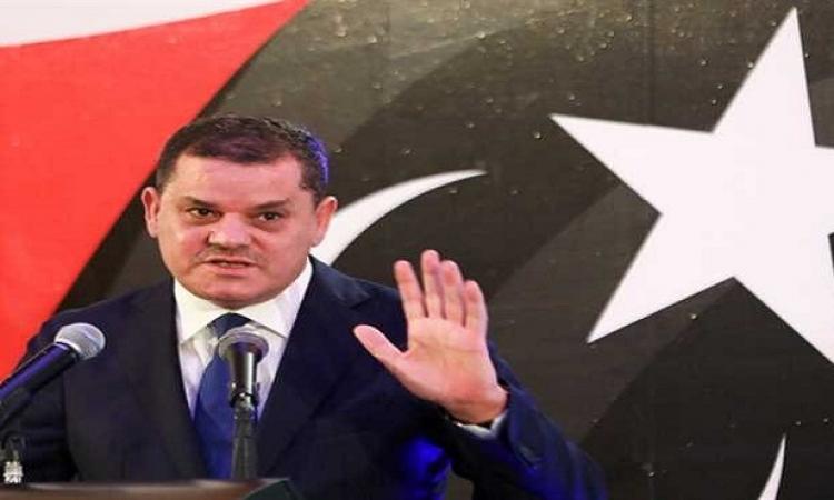 الدبيبة يدعو الليبين إلى النزول في ميدان الشهداء بعد غد الجمعة ويؤكد ان البلاد لا يمكن أن تدار من الخارج