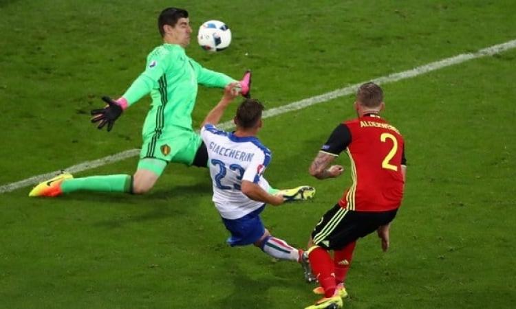 منتخب إيطاليا يهزم بلجيكا بثنائية ويواجه إسبانيا في نصف نهائي اليورو