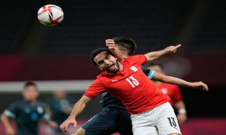 مصر تخسر ثانى مبارياتها فى اولمبياد طوكيو أمام الارجنتين بهدف ميدينا