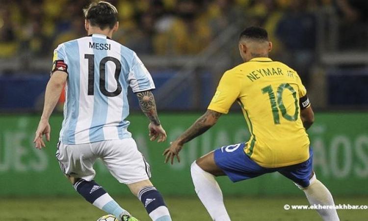 نهائي كوبا أمريكا .. ميسي يسعى لإعادة أمجاد الأرجنتين ونيمار يأمل في مواصلة سيطرة البرازيل