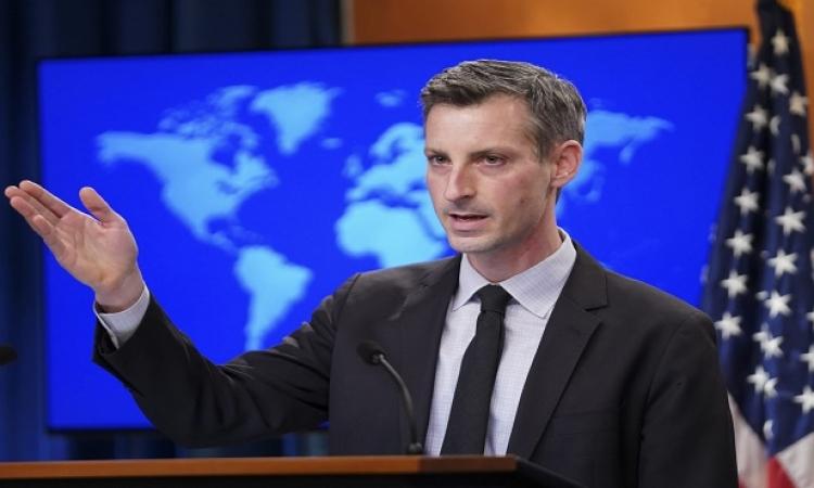 الولايات المتحدة تحذر من قيام إثيوبيا ببدء الملء الثانى لخزان سد النهضة