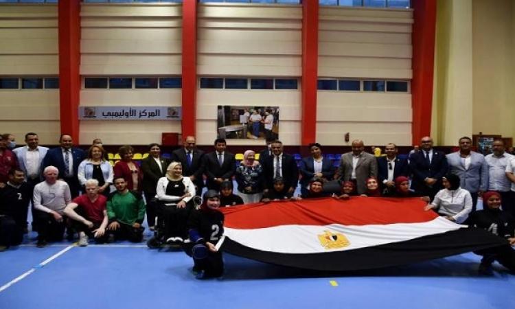 البعثة البارالمبية المصرية تغادر اليوم إلى طوكيو للمشاركة فى الأولمبياد