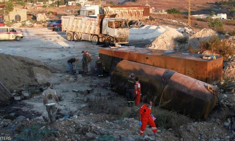 ارتفاع ضحايا انفجار عكار إلى 22 قتيلاً و80 جريحاً .. وزير الصحة يدعو لإجلاء الحالات الخطرة خارج لبنان