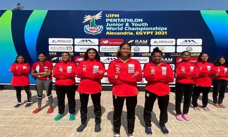 انطلاق منافسات بطولة العالم للشباب والشابات للخماسي الحديث اليوم بالإسكندرية