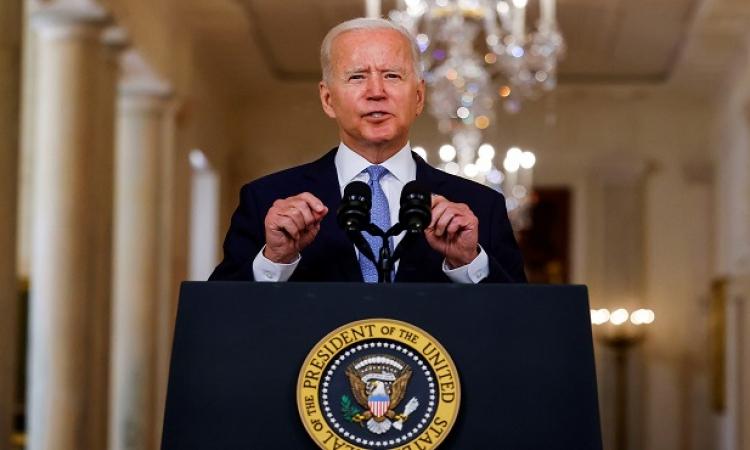 بايدن : الإنسحاب من افغانستان كان القرار الأفضل للولايات المتحدة
