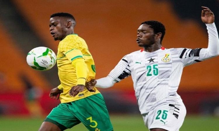 غانا تسعى لمواصلة صدارة المجموعة أمام جنوب أفريقيا