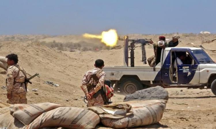 مقتل العشرات من الحوثيين في مواجهات مع القوات اليمنية في عدد من المحافظات