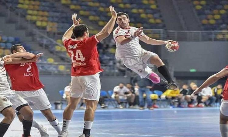 الزمالك يواجه برشلونة فى اولى مبارياته في سوبر جلوب لكرة اليد
