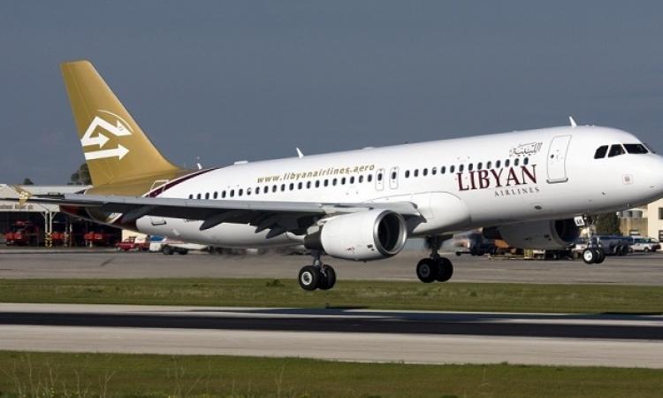 استئناف الرحلات الجوية من ليبيا إلى مطار القاهرة للمرة الأولى منذ 7 سنوات