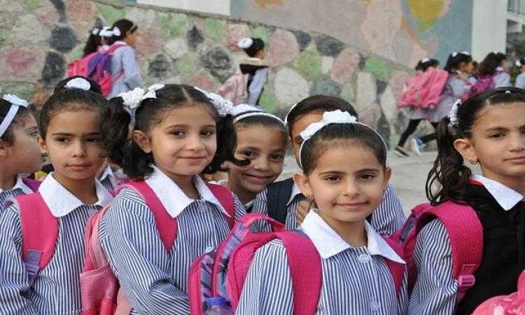 انتظام الدراسة اليوم فى جميع مدارس الجمهورية و23 مليون طالب يتواجدون بالفصول
