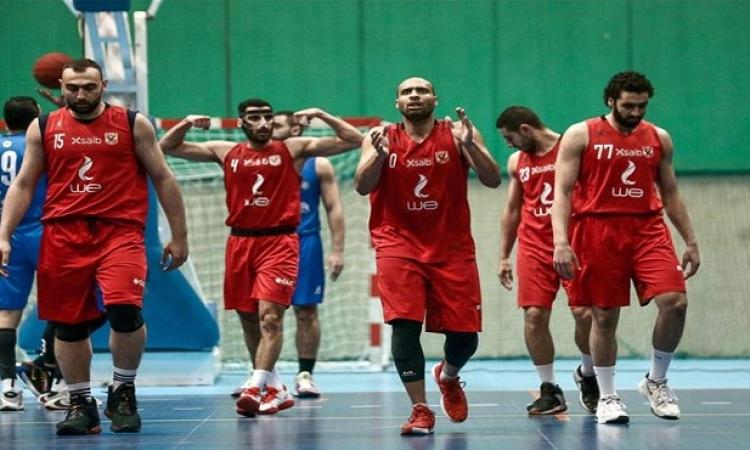 الاهلى يواجه بيروت اللبناني في ربع نهائى البطولة العربية للسلة
